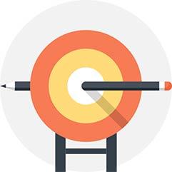 Objectifs coblés d'un site vitrine, CDW