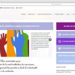 Refonte du site internet naitre-et-vivre, page accueil | CDW