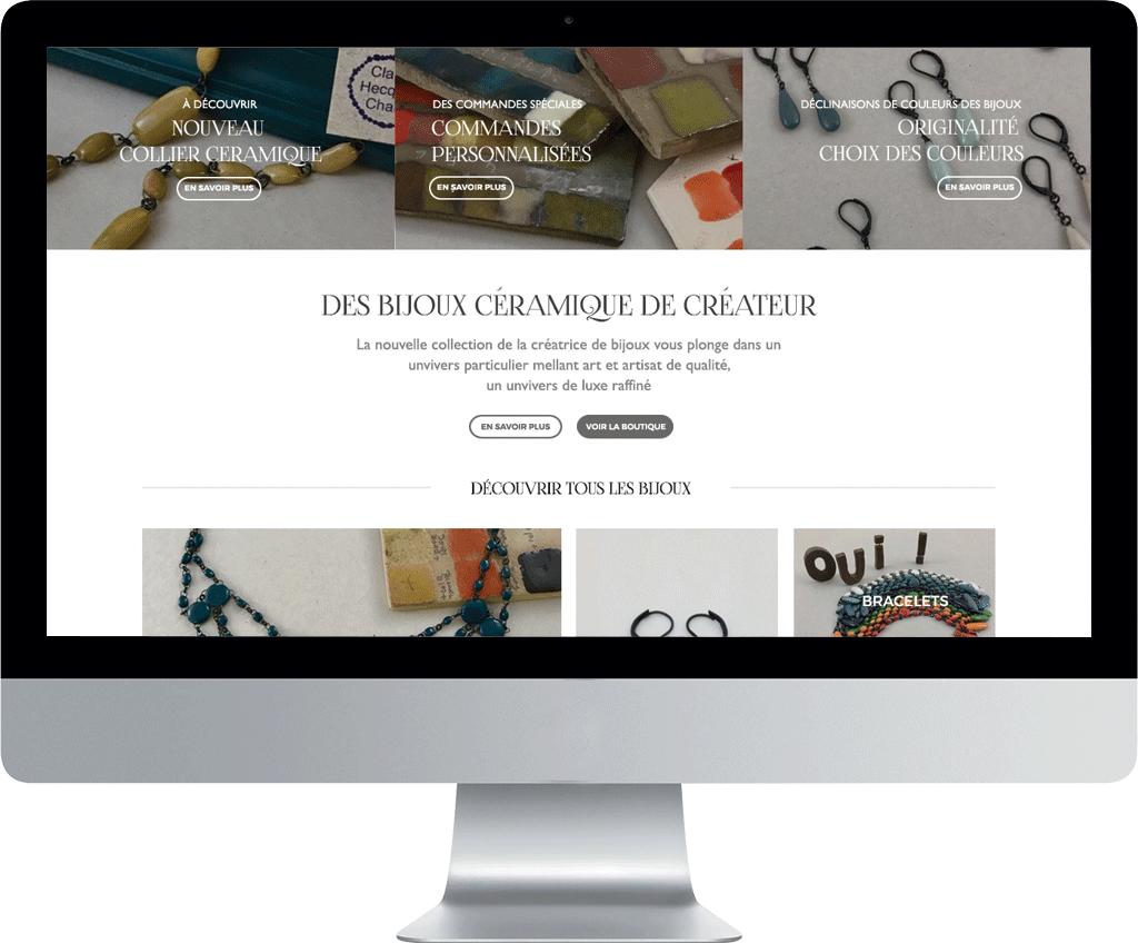 Créateur de site internet, création de site e-commerce CDW - J.Sébastien Teitgen