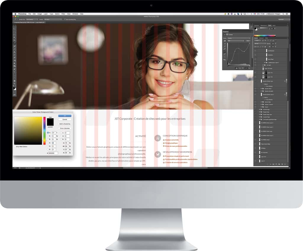 Web design par Sébastien Teitgen Webmaster Freelance