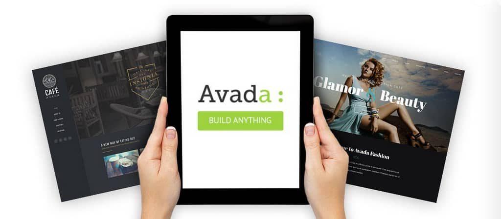 Test complet du thème Avada